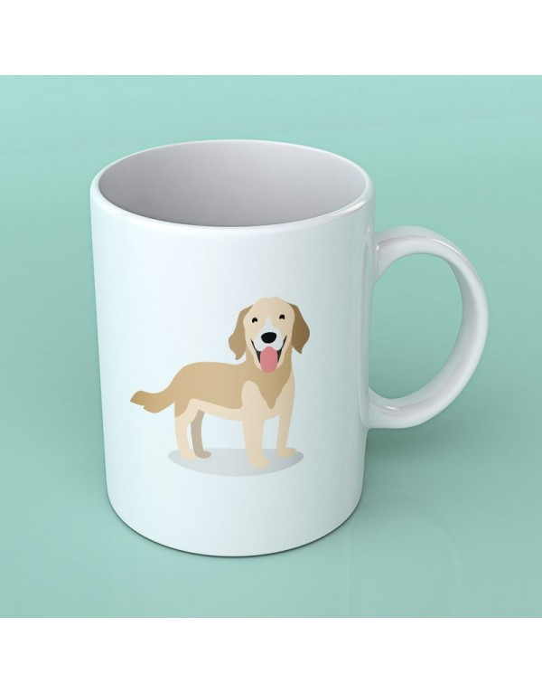 Taza Golden Retriever